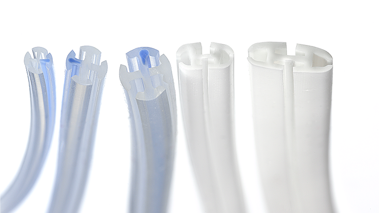 Fluted Silicone Drains Wellspect HealthCare