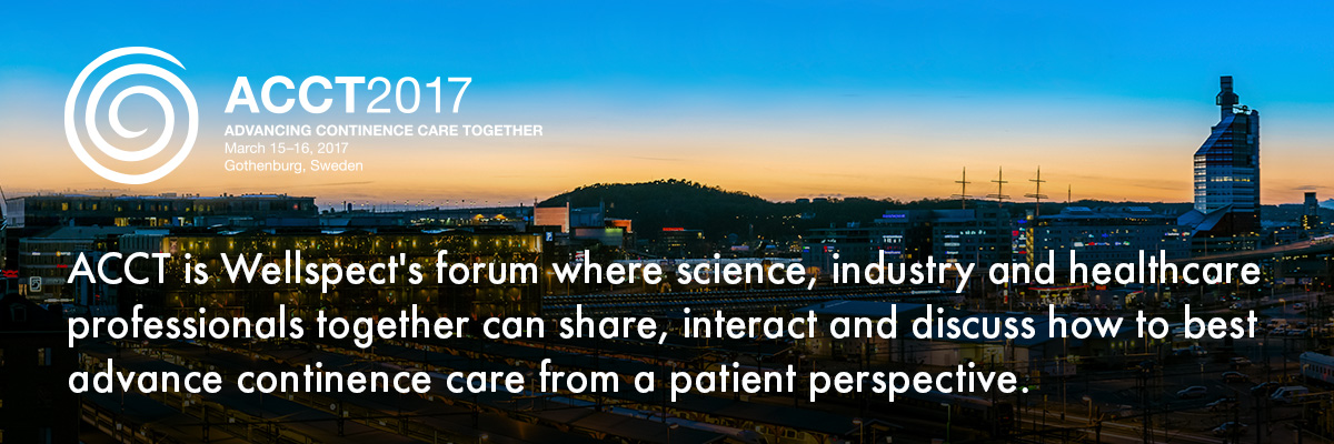 ACCT 2017 – Advancing continence care together
